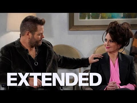 Megan Mullally Shares Early 'Will And Grace' Stories | EXTENDED