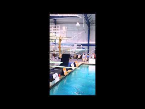 Max Fowler USA Diving Nationals 2015 11U Boys 3M