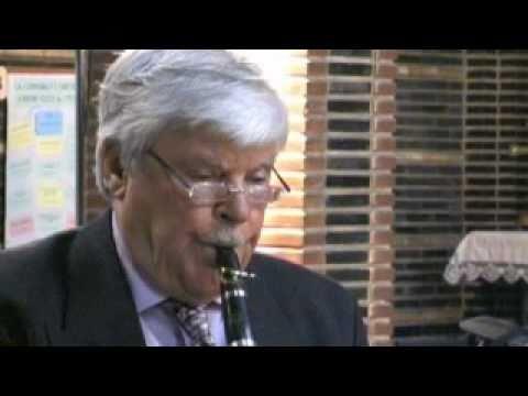 Guy Dangain clarinette Bela Kovács Hommage à De Falla