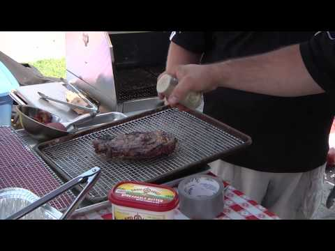 Oklahoma Championship Steak Cook-Off 2012