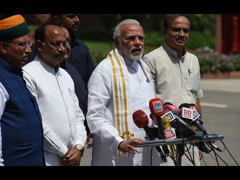 برلمان الهند يناقش اقتراحا لنزع الثقة من حكومة مودي  - نشر قبل 37 دقيقة