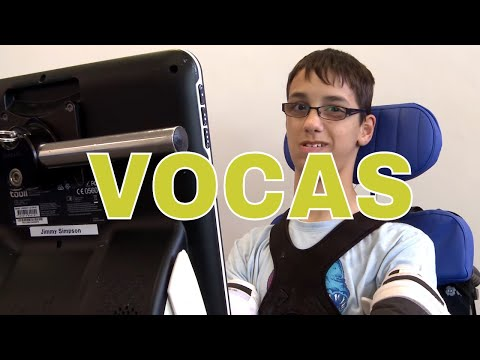 Disability Awareness Uk VOCAs, Voice Output Communication Aids Percy Hedley Foundation