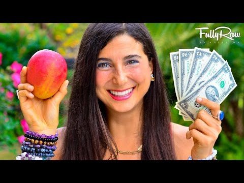 Eating FullyRaw on a Budget