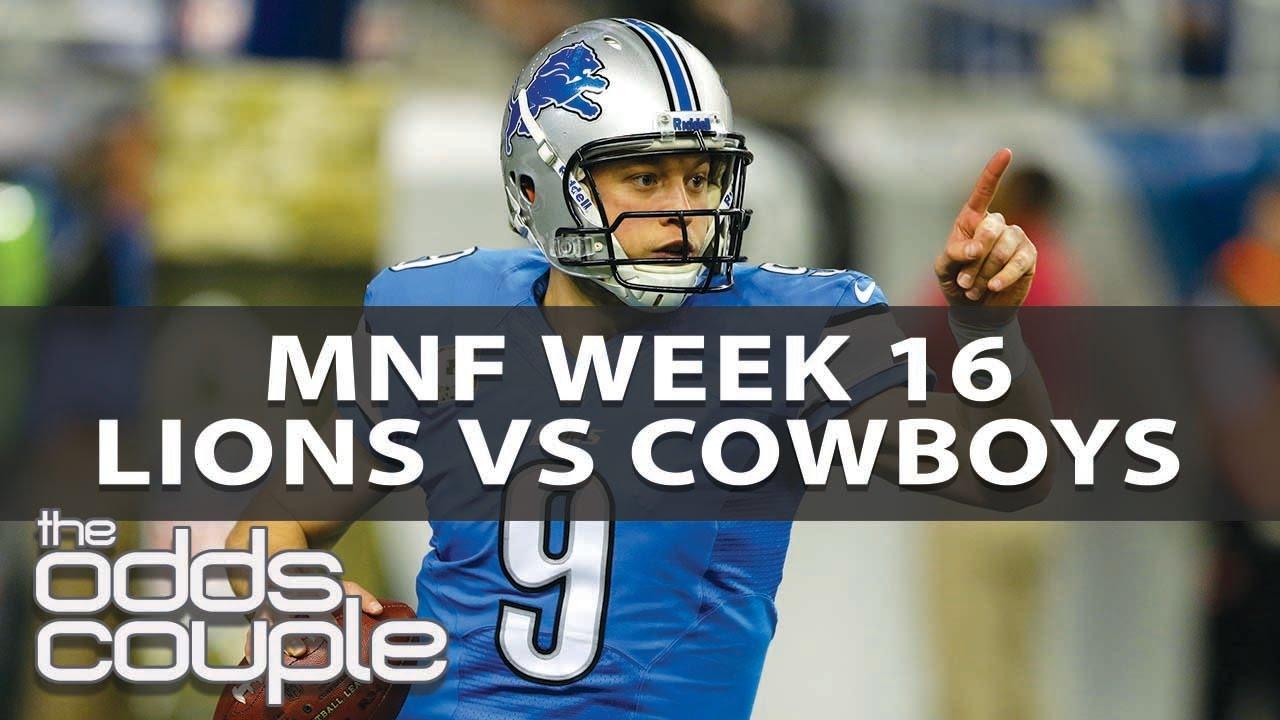 lions vs cowboys