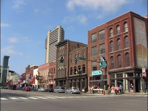 Nashville Walking Tour - Ryman Auditorium HD - ThirdChoiceVideos
