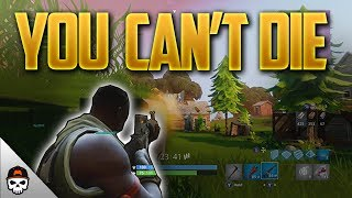 I Found A Glitch To Get Under The Map | Fortnite Battle Royale