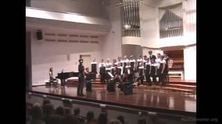 Koncert Dziecięcego Zespołu Wokalnego Triola z Książa Wielkopolskiego