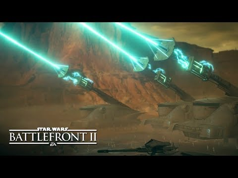 Los pobres droides en Geonosis - Star wars Battlefront 2 Gameplay - Jeshua Revan thumbnail