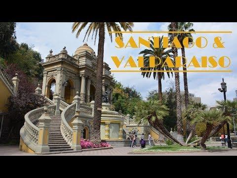 VALPARAISO & SANTIAGO - Chile (part 7/7) by Andreja's WORLD
