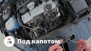В чём отличия от Гранты? Datsun on DO под капотом. Тест драйв Датсун он ДО  2014 (ч.3)