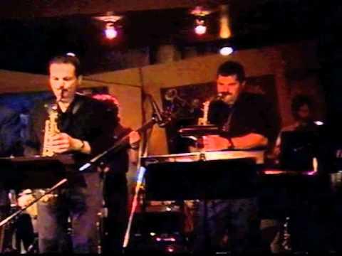 Meteors - Bill Fulton Band at Lunaria 3/5/03