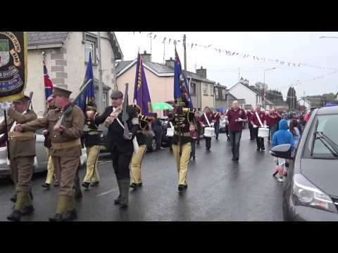 South Fermanagh Loyalist Flute Band @ Brookeborough District Parade 2015
