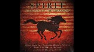 Hans Zimmer - Jump the Canyon - Spirit Stallion of the Cimarron (EXCLUSIVE) HD