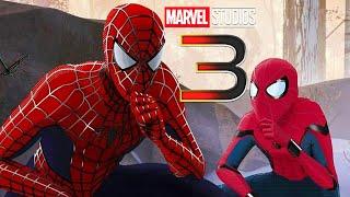 Spider-Man 3 Marvel Miles Morales Movie News Breakdown - Avengers Phase 4 Spider-Verse