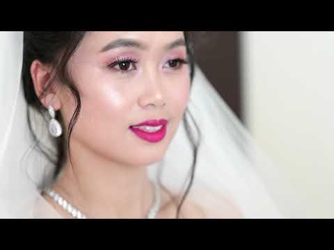 Phuket Makeup Artist Service : Zhang Pingting + Xue Jing