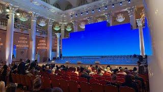 Открытие форума активных мирян «Фавор»