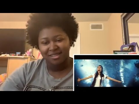 Melani Garcia - Marte - Official Music Video- Junior Eurovision Reaction