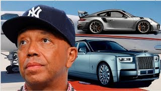 9 EXPENSIVE THINGS OWNED BY RUSELL SIMONS.