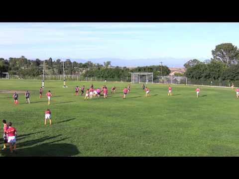 CS Fullerton vs. USC Rugby (2nd Half)