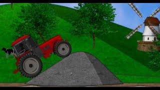 Tractor Trial Full Gameplay Walkthrough