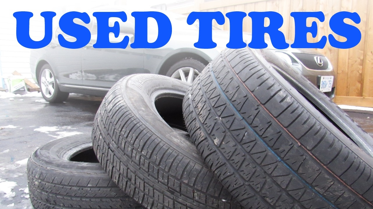 Used Tire Buying Guide Youtube