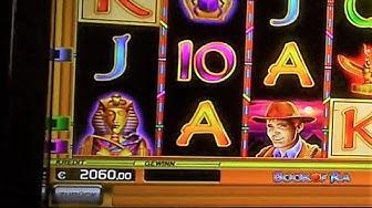 Spielbank Book of Ra nur 5€ und 10€ Einsatz, Freispiele