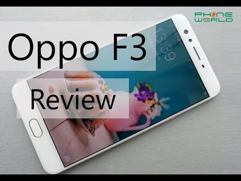 Oppo F3 Review Smart Reviews By Phoneworld