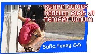 Ketika Cewek Kebelet Pipis Di Tempat Umum ● Video Lucu ● Funny Video ● BIKIN NGAKAK!