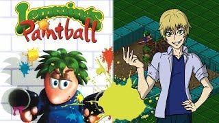 PAINTBALL FIGHT! | Lemmings Paintball