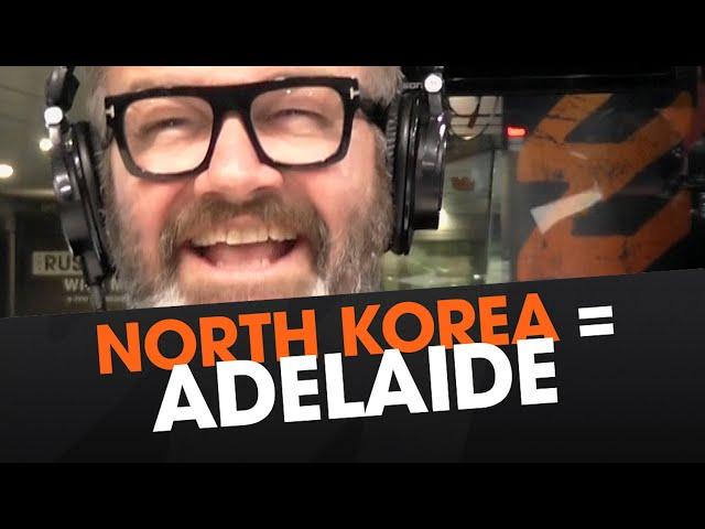 CLASSIC PAGEY! North Korea Linked To Australian City!   Triple M