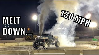 FLATNASTY gets down at Cleetus McFarlands Burnout Rivals!!! $1000 in Fireworks!!!
