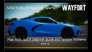 ROBLOX - Wayfort Alpha | MAP TOUR, BEGINNER GUIDE AND RANDOM MOMENTS