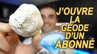 J'OUVRE LA GÉODE D'UN ABONNÉ ! thumbnail
