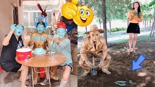 Must watch new funny 2019 | Funny pranks Try not to laugh challenge P3