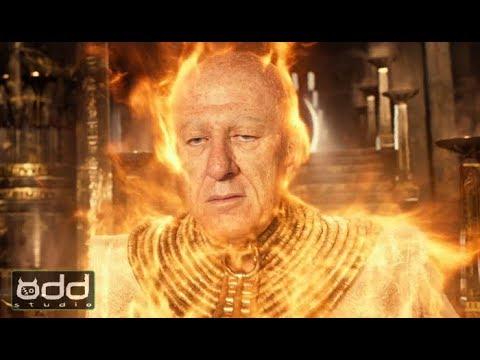 Gods Of Egypt | Sun god: RA