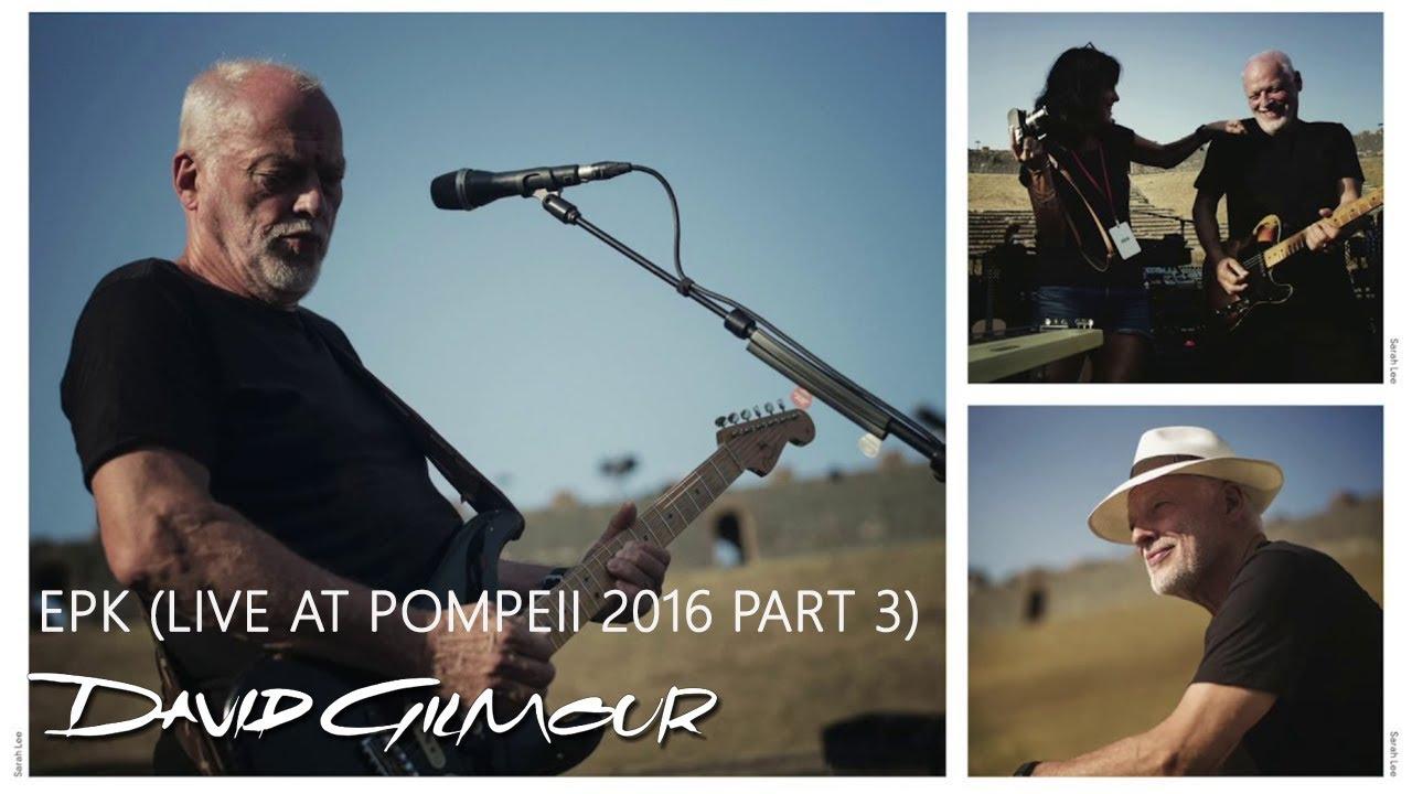 David Gilmour Hints At New Studio Album Tour Best Classic