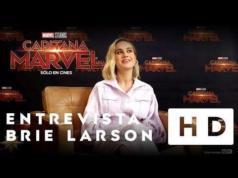 Entrevista con Brie Larson de