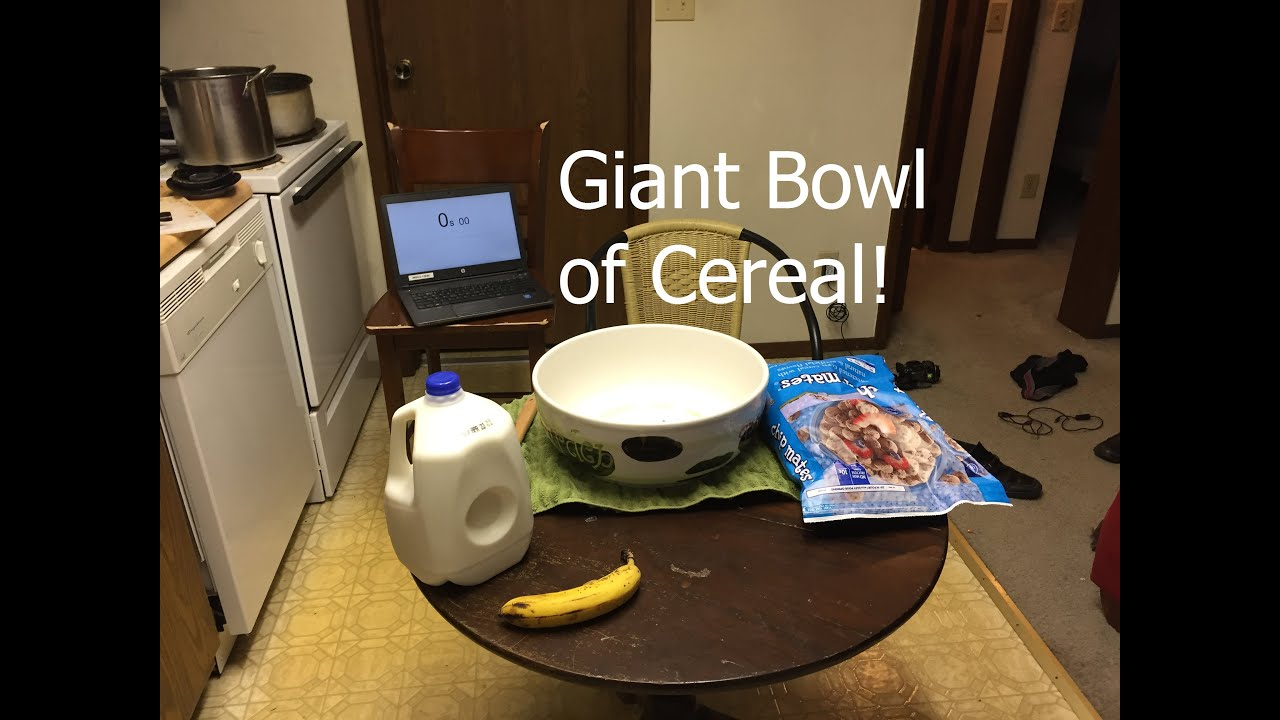 Download Bowl of Cereal + The Calculus of Weight Loss | Eating Serial