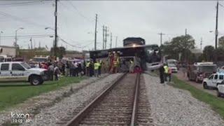 Lockhart ISD retired admins identified as victims in Biloxi train, bus crash