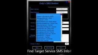 sms bomber send unlimited non stop text messages from pc to any cell phone