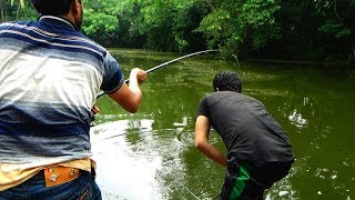 5 kg Catla fish hunting by Uddin Forhad | Best Fishing Video By Professional Fish Hunter