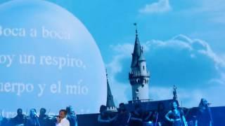Castillo Azul- Ricardo montaner en el Luna