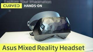 Asus Windows Mixed Reality Headset im Test: das Hands-on | deutsch