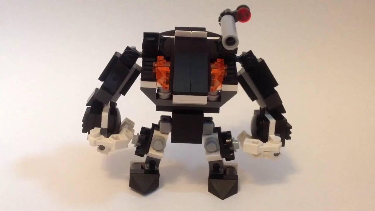 лего роботы самоделки картинки