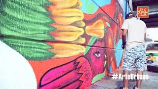 ¡En el Parche - Nos Vemos! Arte Urbano