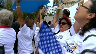 Former PennySaver Workers Demand Money, Answers