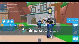 Roblox Mining Simulator part 1 (Jgn menggunakan Headphones)