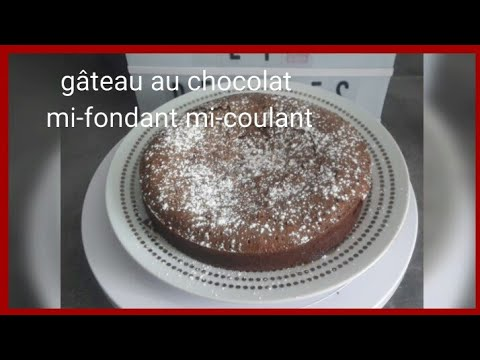 gâteau-au-chocolat-mi-fondant/mi-coulant
