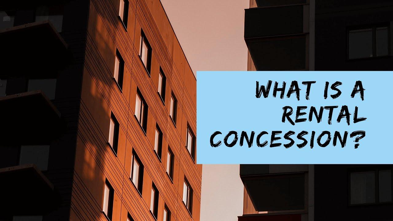 What Is A Rental Concession Apartmentguide Com