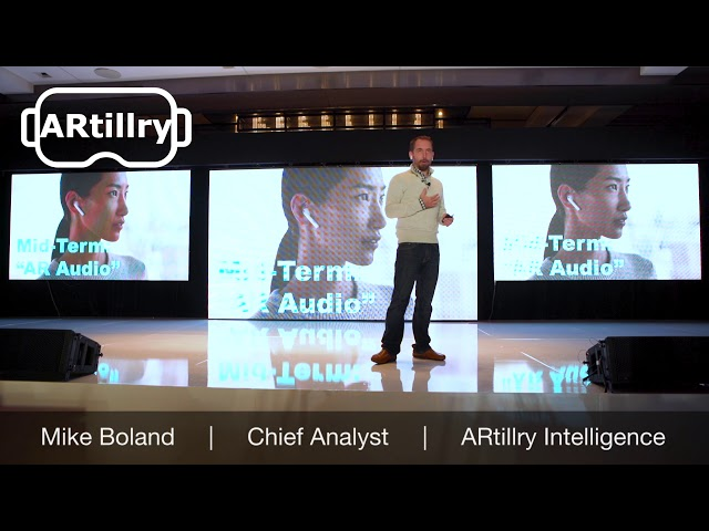 ARtillry Intelligence Speaks at Brandify Summit